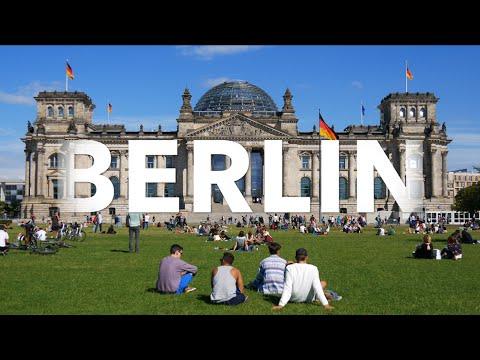 Berlin Sehenswürdigkeiten |4K|