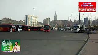 Kude parking, Kudaye parking, Makkha Mukarama Saudi Arabia, KSA