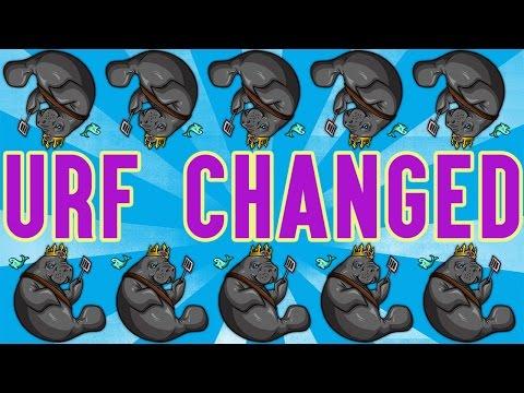 URF CHANGED