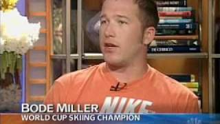 Bode Miller-Today show