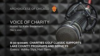 VOICE OF CHARITY — Live Radio Program, 5/11/2021