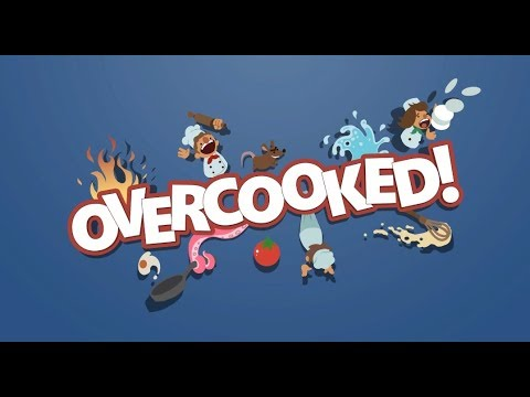 Part 2 - Let's Play Overcooked! - Levels 1-5 through 2-2