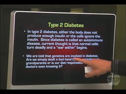 What Causes Type 2 Diabetes? - Know The Cause - [ Full Episode ]