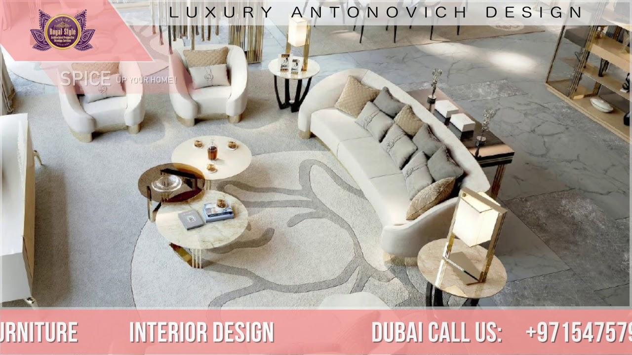 Furniture manufacture. Furniture showroom. Custom furniture
