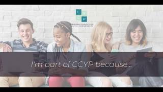 I'm part of CCYP because - ABoha