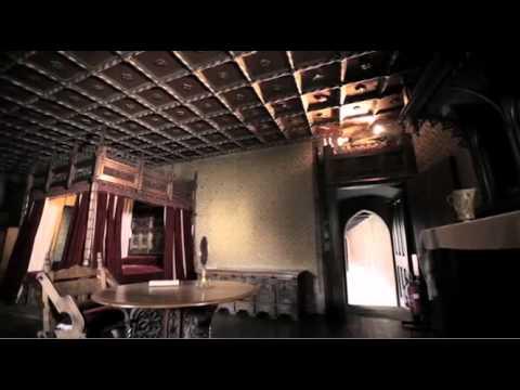 Camere Da Letto Medievali : Rocca medievale torino camera da letto youtube