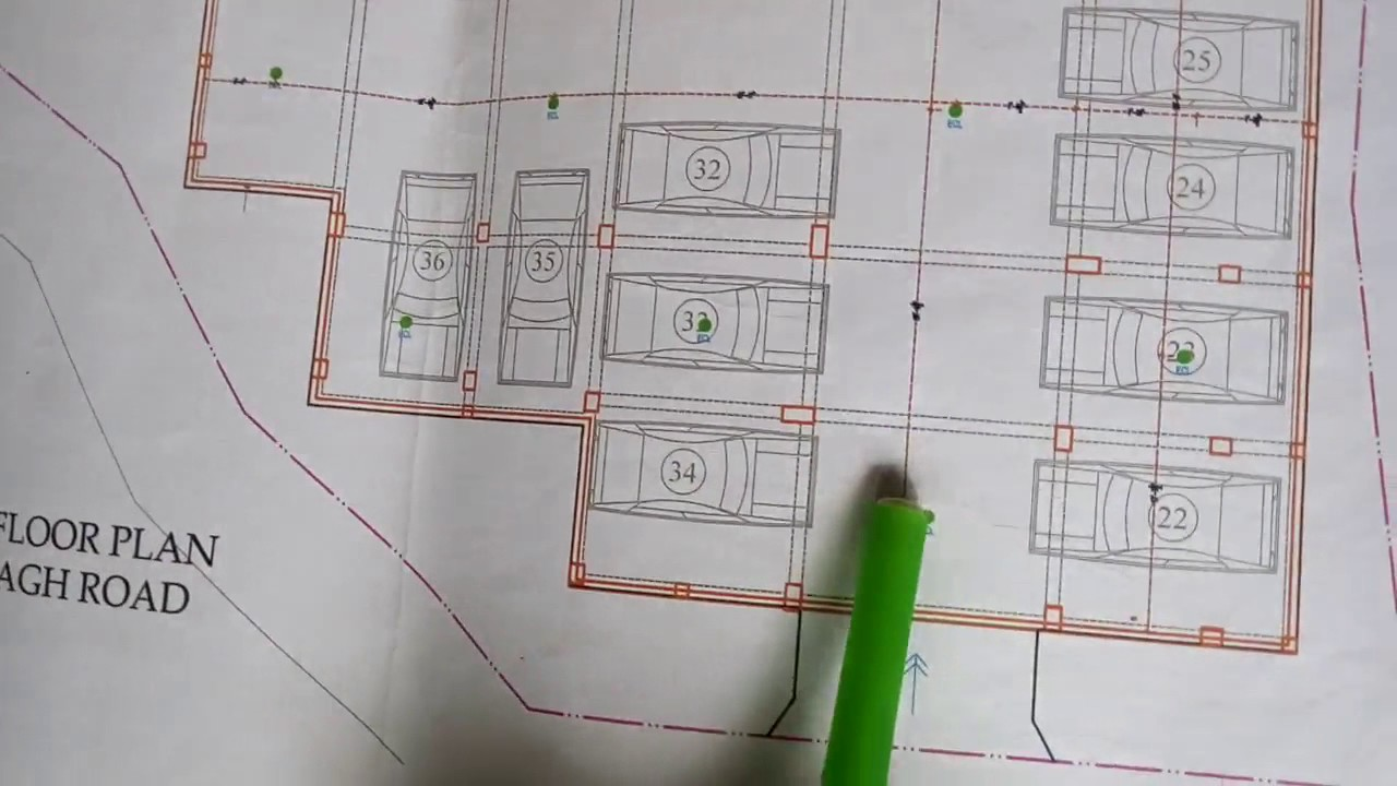 how electrical wiring of apartment building 1 to 9 floor