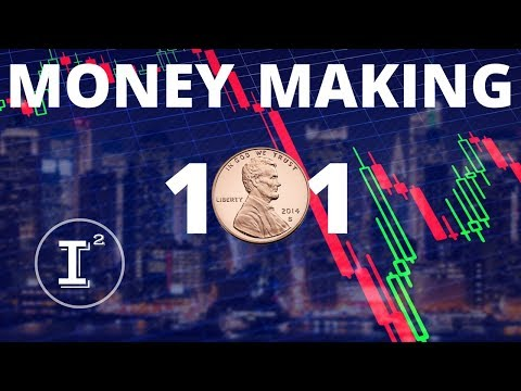 MONEY MAKING 101 | INVESTING IN A VOLATILE STOCK MARKET