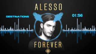 Смотреть клип песни: Alesso - Destinations