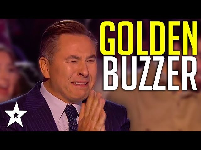 HAPPIEST Golden Buzzer Ever Makes Judges CRY On Britains Got Talent! | Got Talent Global