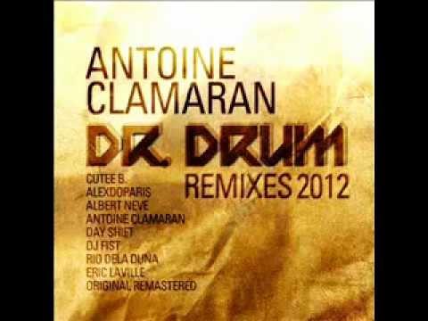 Celebrity DJ Antoine Clamaran uses DR. DRUM digital DJ software  (Albert Neve Raw Remix) hq.flv