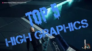 Top 5 high graphics game for android