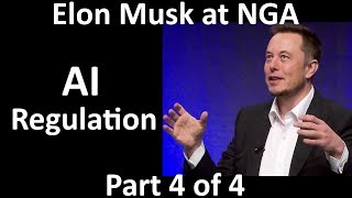 Part 4 of 4 - Elon Musk Keynote/Interview at NGA 2017 Watch all the...