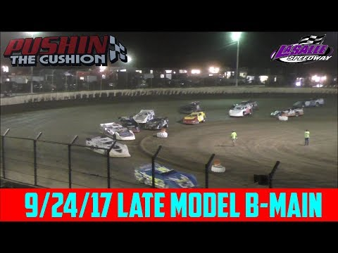 LaSalle Speedway - 9/24/17 - Late Model - B-Main