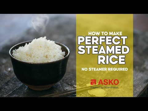 How To Cook Rice Perfectly Every Time | Stovetop Method | Easy Asian Cooking