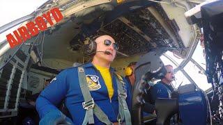 "Blue Angles C-130T ""Fat Albert"" Winter Training (2016)"