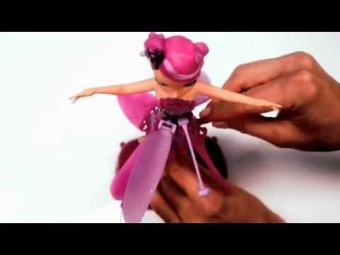 Flutterbye Fairies  Летающие куклы Феи