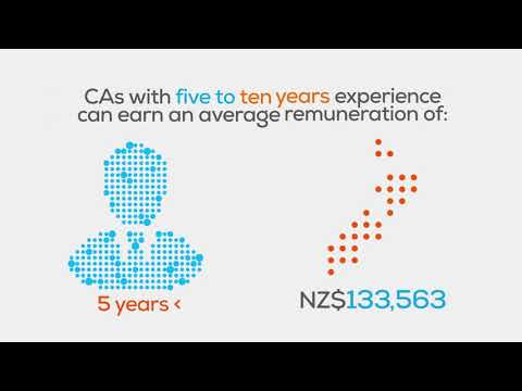 How Much Money Do Chartered Accountants In New Zealand Make On Average?
