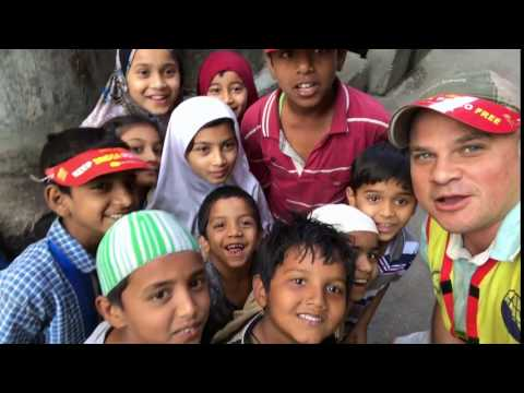 Polio Free India Video with the kids