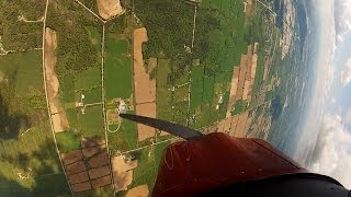 Upset Recovery and Spin Training - Bellanca Citabria - POV Flying