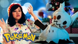 The Mimikyu That Ruined Christmas [Pokemon Live Action]
