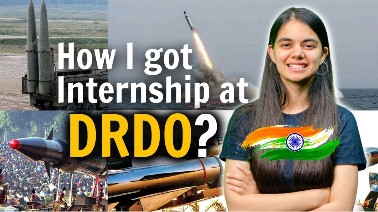 DRDO - How I got Internship at DRDO? | Step by step guide