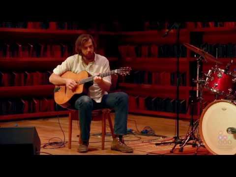 Stephane Wrembel and the Gypsy Jazz Quartet | Bistro Fada | Windmills Craftworks