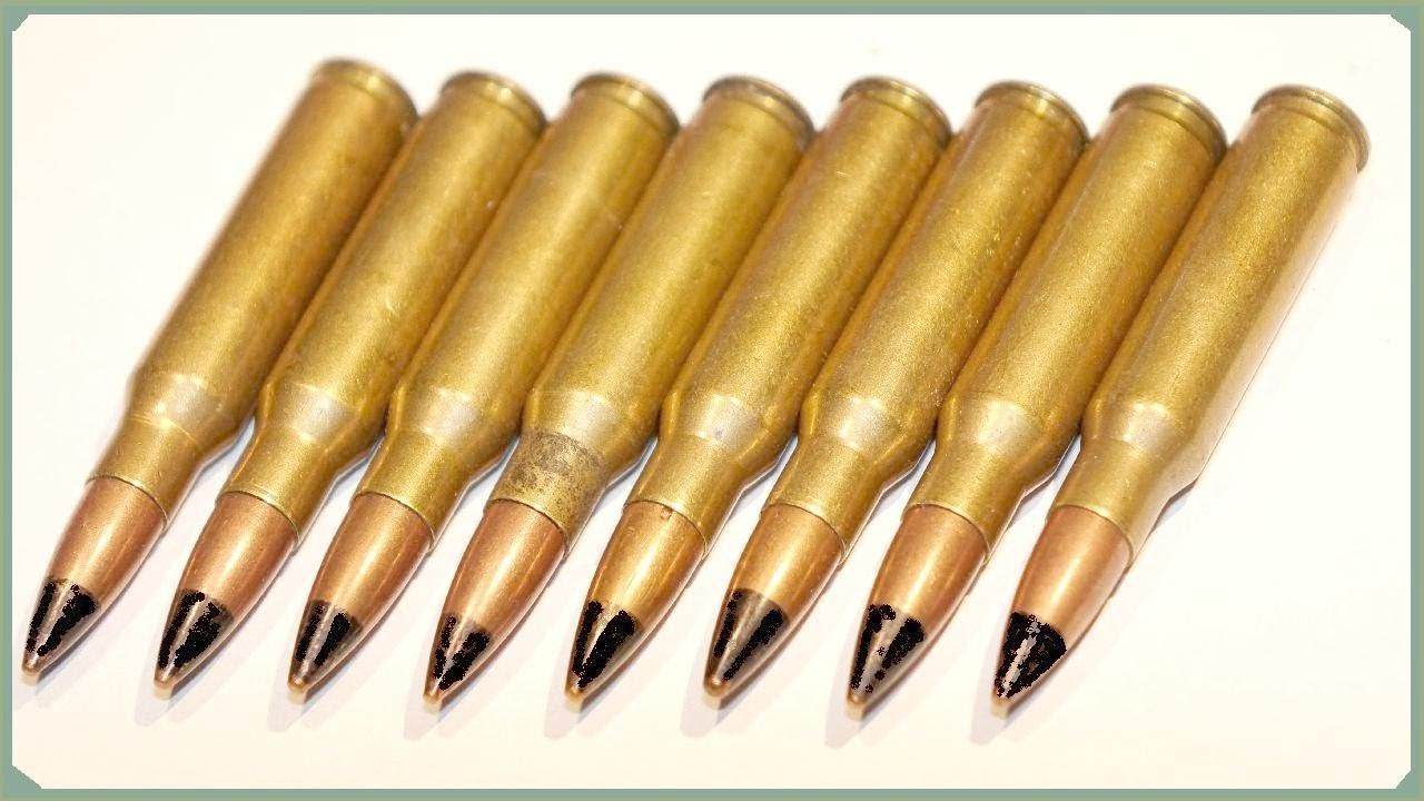 308 AP Rounds - What can STOP it?
