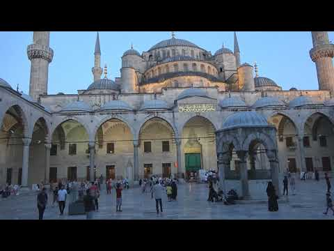 Istanbul Blue Mosque Call to Prayer - HD