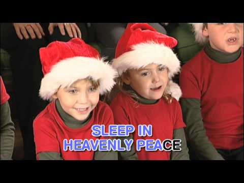 Silent Night - Christmas Carol - With Lyrics