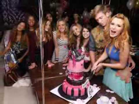 Bella Thornes Sweet 16th Birthday Party