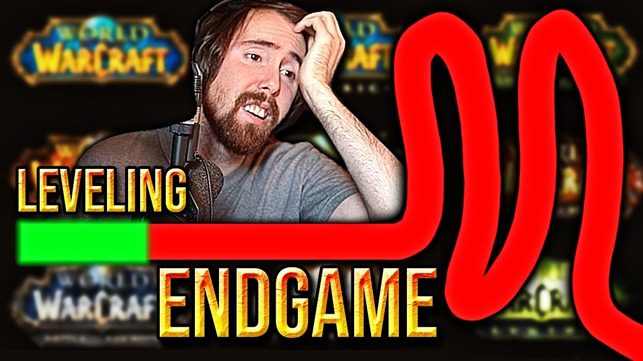 """Asmongold Reacts to """"When Did WoW Endgame Become The Entire Game?"""" 
