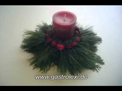 Weihnachtsdeko youtube for Youtube weihnachtsdeko