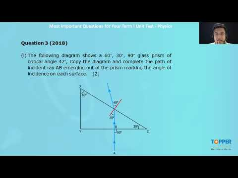 ICSE Class 9 Physics Important Questions For CBSE Class 10th Term
