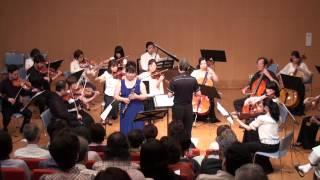 T.アルビノーニ:オーボエ協奏曲二単調2013年6月16日(日)三原室内管弦楽団第16回サマーコンサートから
