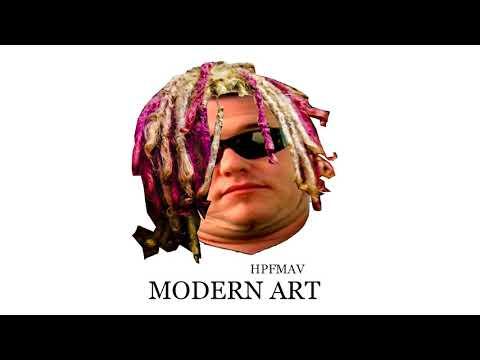 hpfmav - Modern Art (Lil Pump x Smash Mouth Mashup) - Official Audio