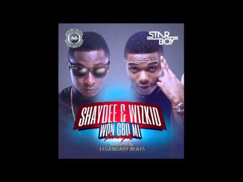 Shaydee & Wizkid - Won Gbo Mi Freestyle