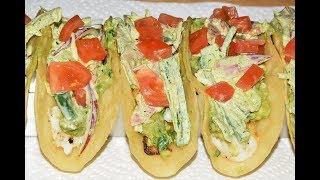 Fish Tacos Recipe With Cabbage Slaw And Guacamole - Taco Recipe