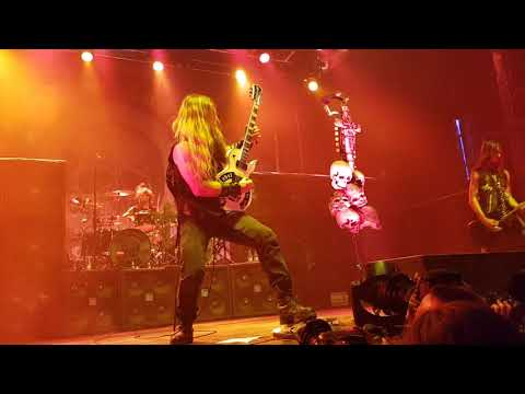 +++ BLACK LABEL SOCIETY (1) +++ RAZZMATAZZ 14-3-2018 BARCELONA +++