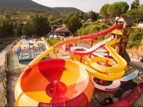 Top 3 des toboggans que j 39 ai fais au pachacaid youtube - Camping dordogne avec piscine et lac ...