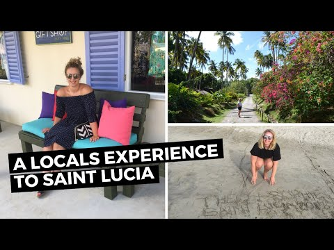 Exploring Saint Lucia + stay at St James's Club Morgan Bay | Sophie's Suitcase
