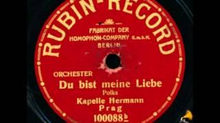 Kapelle Hermann -  Du bist meine Liebe