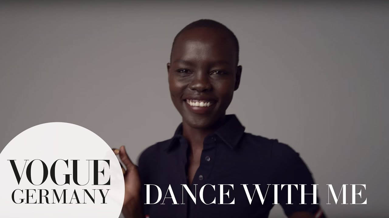 Dance with me – A Message for you by Grace Bol for VOGUE