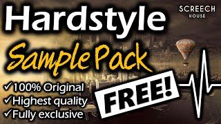HARDSTYLE SAMPLE PACK - FREE DOWNLOAD | FL Studio Hardstyle Samples (Hardstyle Kicks Included!)