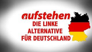 aufstehen - die linke Alternative für Deutschland (Wjatscheslaw Seewald)