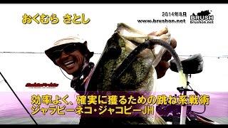 夏の琵琶湖で定番となっている跳ねの釣り。 毎年、好釣果をよく耳にするが 一体、どのようにすればよく釣れるのか!? おくむら部長が、跳ね...