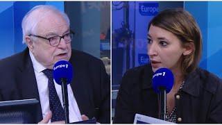 Le débat d'Europe matin : Bertrand Cantat peut-il encore chanter ?