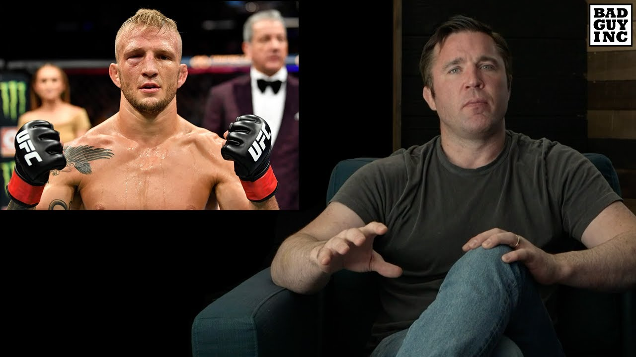 T.J. Dillashaw paid his price, time to move on…