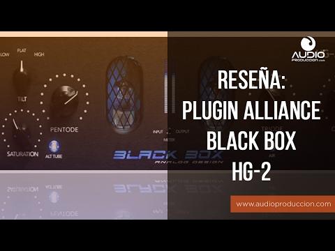 Plugin Alliance - Black Box HG-2 (Reseña)