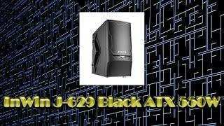 интересный корпус InWin J-629 Black ATX STELS - Обзор